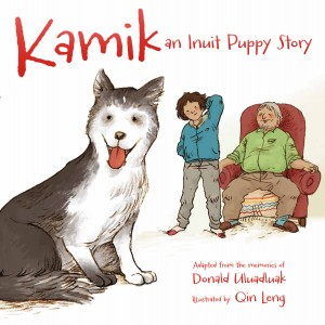 Kamik: An Inuit Puppy Story