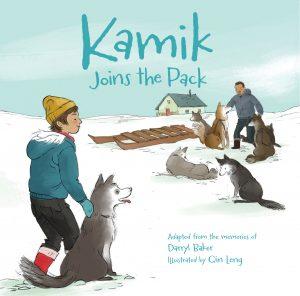 kamik3 cover