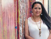 Angela Hovak Johnston, author of Reawakening Our Ancestors' Lines