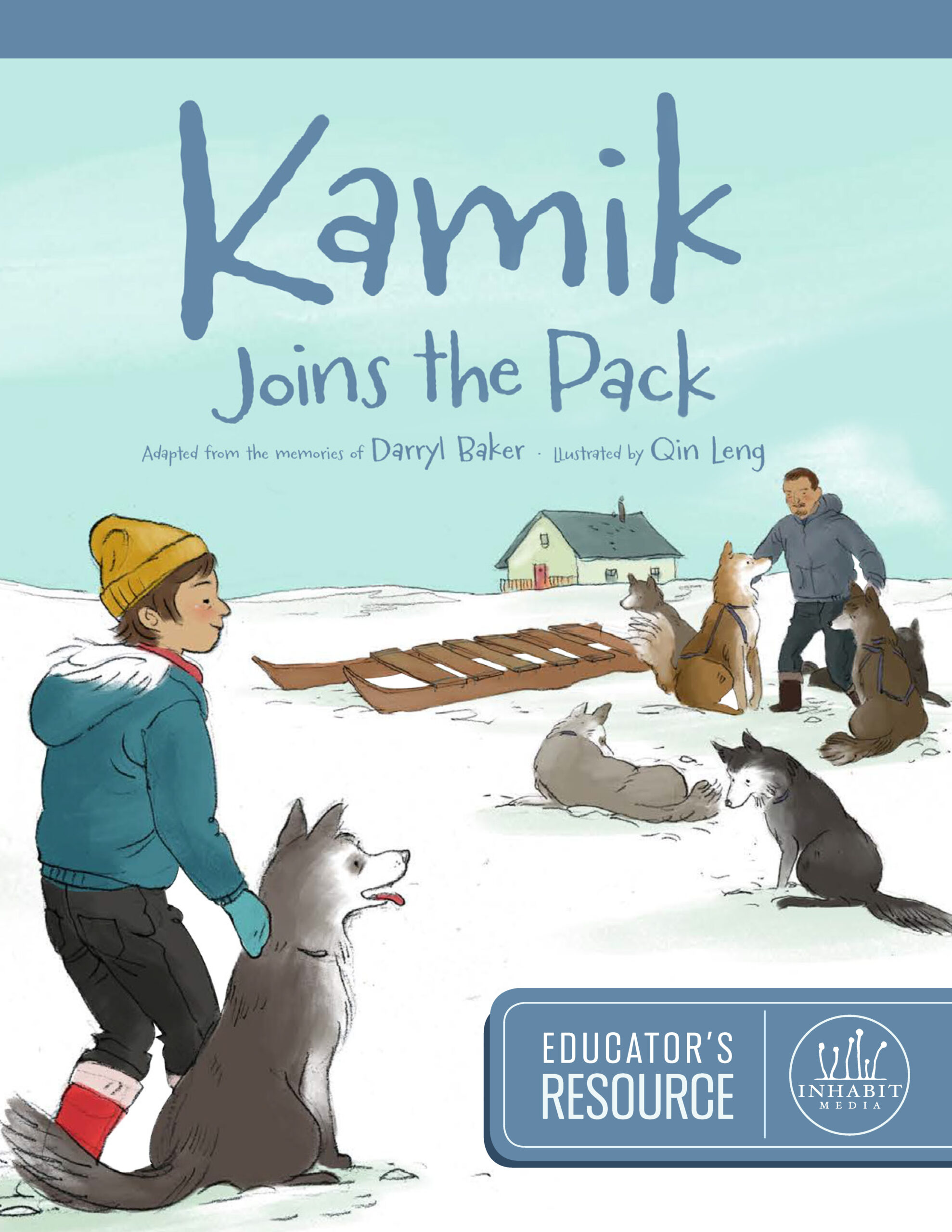 Kamik Joins the Pack front cover image