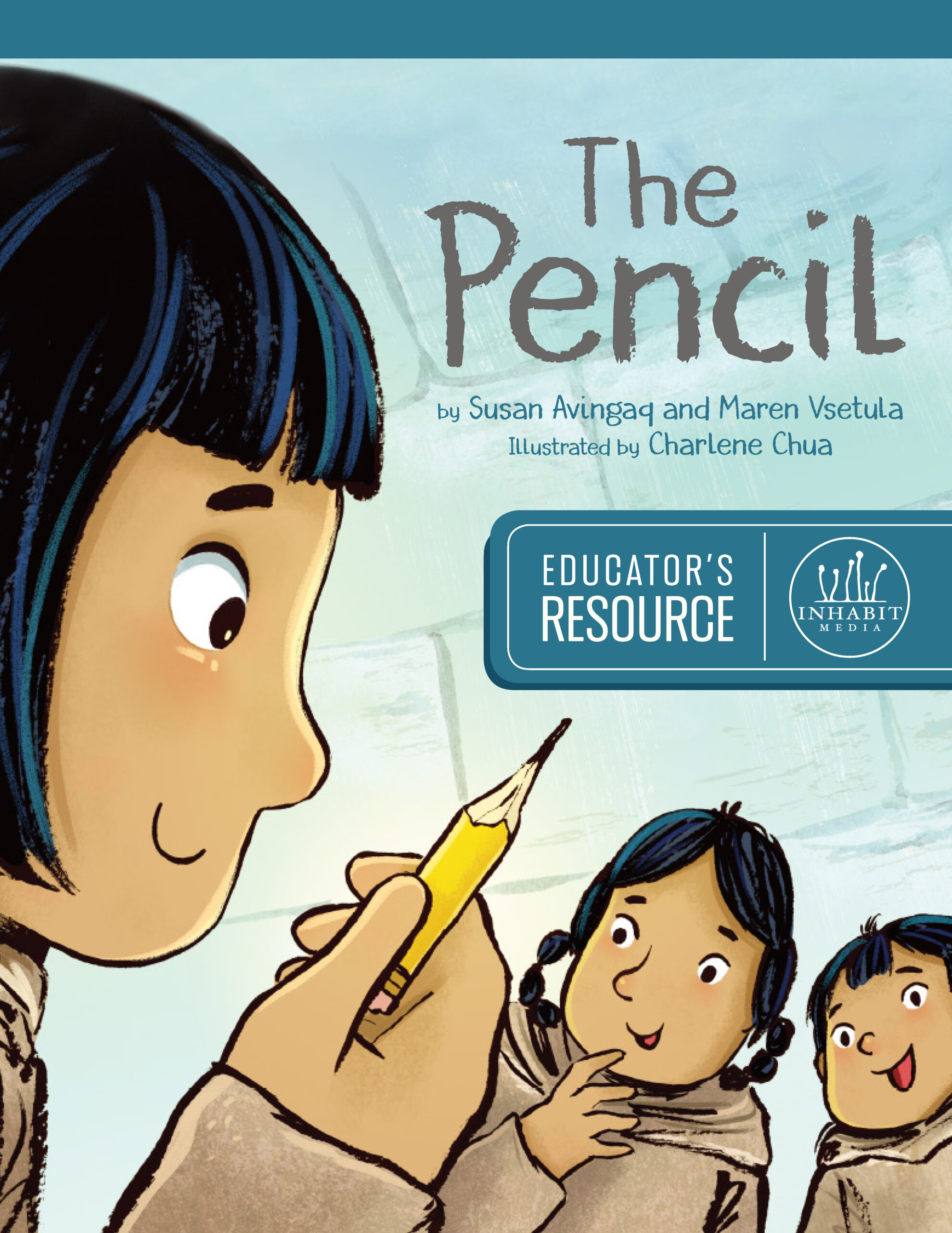 The Pencil front cover image